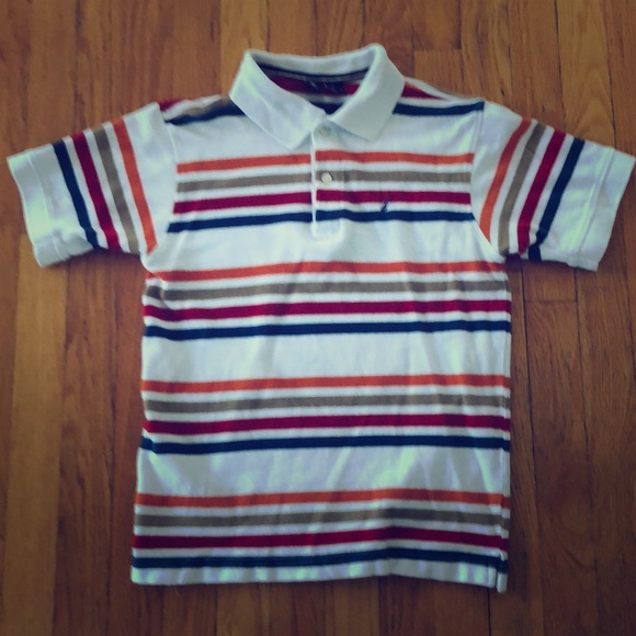 Nautica Other - Striped polo by Nautica. - size M (10/12)